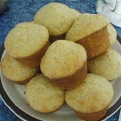 Spicy Squash Muffins Recipe - Butternut squash muffins with a hint of spice from fresh ginger are a delicious addition to the brunch table.