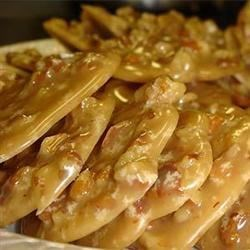 Melt in Your Mouth Pralines Recipe - They are terrific! Not chalky, but creamy and delicious. These can be stored at room temperature, or frozen. Can't beat pralines from Louisiana!