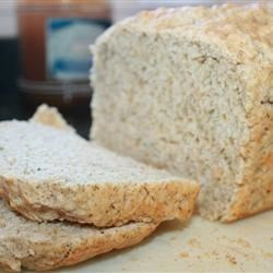 Beer Bread I Recipe -  Self-rising flour, beer and a little sugar make an easy, tasty quick bread that serves as a fine accompaniment to hearty entrees.