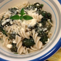 Spinach Cheese Pasta
