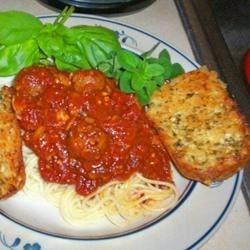 Savory Italian Sausage Sauce