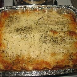 Seafood Lasagna II Recipe - This super rich, Alfredo based seafood lasagna is a huge hit in our family. It takes a while to prepare, but it is well worth it!