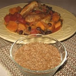 Cocoa Rub Recipe - This spicy cocoa rub is excellent for chicken, steaks, thick chops, and spare ribs. You can also add it to chili and hearty, thick soups.