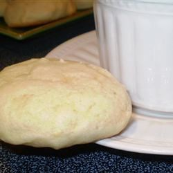 Lemon Yummies Recipe - Incredibly delicious, soft, lemony cookies. The perfect cookie for a tea party.
