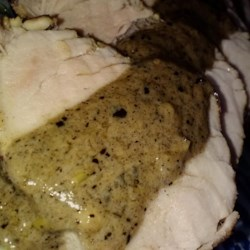 Back to Pork Tenderloin with Dijon Marsala Sauce recipe