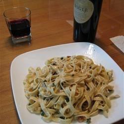 My Go-To Pasta Dish!