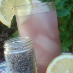 Lavender Lemonade Recipe - Enjoy this refreshing and soothing drink any time of the year.