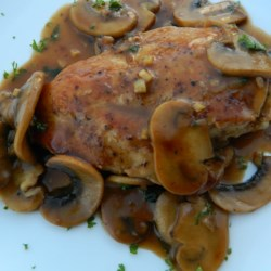 Chef John's Chicken Marsala  Recipe - Chef John's recipe for chicken Marsala with mushrooms is quick, simple, and delicious.