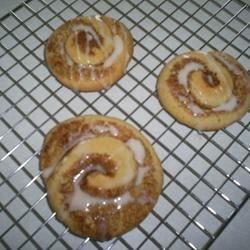 Cinna-spin Cookies
