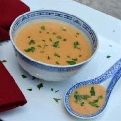 Kat's Cauliflower Leek Soup
