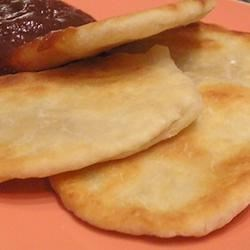 Indian Sweet Bread Recipe - A crisp and sweet flatbread that's fried on the griddle.