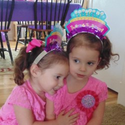 My Birthday Girls! :)