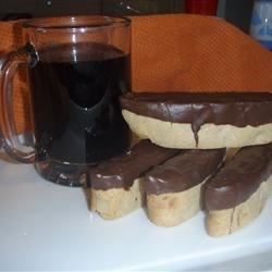 cinnamon hazelnut biscotti