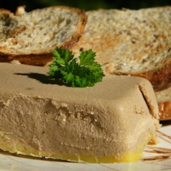 Liver Pate Recipe - Whether you call it Chopped Liver or simply Pate, this fix-in-a-food-processor spread gets its elegant richness from sherry and butter.