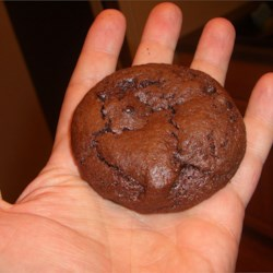 Brownie cookies Recipe - Cookies and brownies in one! Could life get any better? This dough requires chilling the dough overnight, keep this in mind while planning your cookie baking.