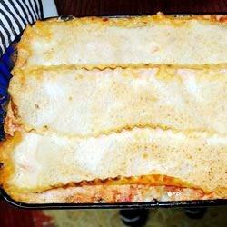 Spicy Veggie Lasagna