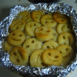 Smiley Tater Casserole