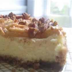 Autumn Cheesecake