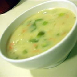 Pepper Pot Soup I Recipe - This could be made with beef bouillon.