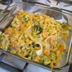 Tomato Broccoli Bake