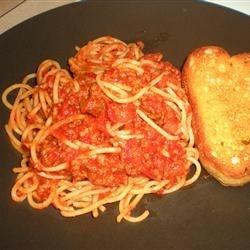 World's Best Pasta Sauce!