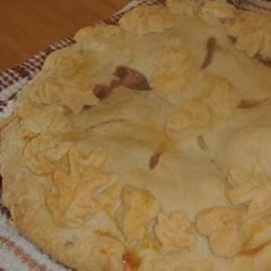 Never, Never Fail Pie Pastry Recipe - There is no fear of over-kneading this pastry.