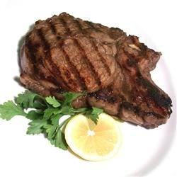 Marinated Rib-Eyes