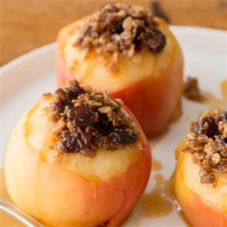 Slow Cooker Apples with Cinnamon and Brown Sugar Recipe - This classic fall dessert gets even better when you make it in a slow cooker--enjoy perfectly baked apples every time with easy prep and minimal cleanup.