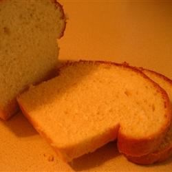 White Bread II Recipe - Nothing is more versatile than good old white bread. White, light and slightly sweet.