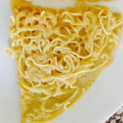 Ramen Noodle Frittata