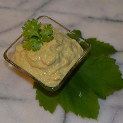 Avocado Dip II Recipe - This is a wonderful, yet simple, guacamole recipe that was given to me by my friend Cristy, who has shown me many authentic recipes. I don't like restaurant guacamole, but I absolutely love this! Serve it with tortilla chips.