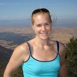 On top of Mt. Diablo