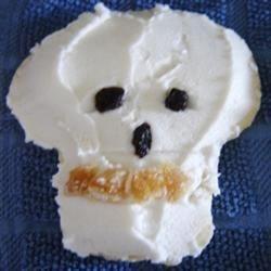 Skull Cookie
