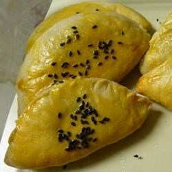 Red Bean Paste Pastries