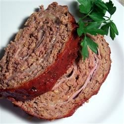 That's-a Meatloaf Recipe - Interesting, elegant twist on the same old meatloaf. Good enough for company, easy enough for everyday.