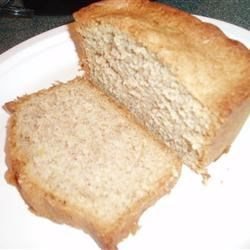 Zucchini Bread VI Recipe - Lemon extract adds a lovely citrus note to this zucchini-nut bread.