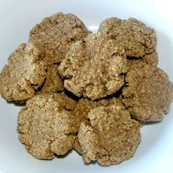 Pet Cookies Recipe - Cookies for dogs and cats.
