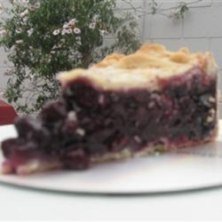 Ultimate Gooey Blueberry Pie Recipe - This quick and easy, gooey blueberry pie will be a crowd-pleaser among your friends and family.