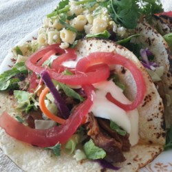 Chipotle Roast for Tacos and Sandwiches Recipe - This slow cooker recipe delivers smoky and spicy beef to be used in whatever application you imagine: tacos, sandwiches, enchiladas, etc.