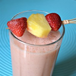 Easy Paradise Smoothie