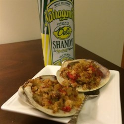 Clams Casino Recipe - Baked, stuffed clams -  the best you have ever eaten!