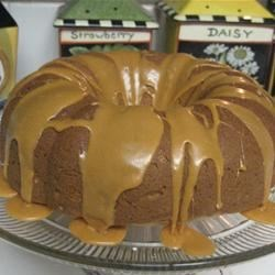 Butterscotch Cake II Recipe - Use cake mix and butterscotch pudding mix to quickly and easily make this butterscotch cake recipe.