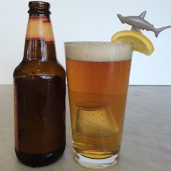 Hammerhead Recipe - Spiced rum gives wheat beer a delicious bite in this easy drink.