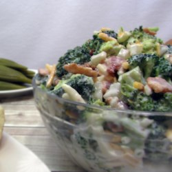 how to make broccoli salad indian style