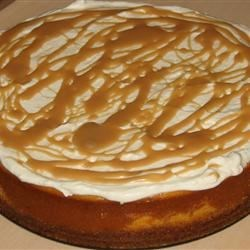 Pumpkin Cheesecake II Recipe - This is a very old recipe and it seems like there are a lot of ingredients, but it is worth the effort.  I use the extra whipping cream to decorate the top of the cheesecake. Originally submitted to CakeRecipe.com.