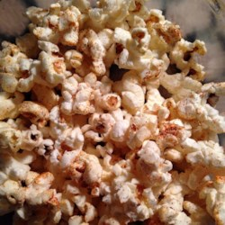Homemade Chili Seasoning Popcorn Recipe - Stovetop-popped popcorn seasoned with all the spices used to season season chili is a fun and spicy twist on plain popcorn.