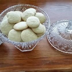 Mississippi Tea Cakes