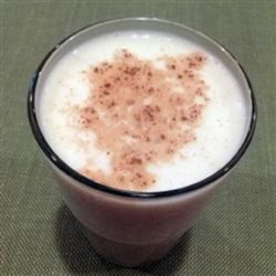 Chicha de Avena (Oat Beverage) Recipe - This Latin American drink, made with oats, vanilla, cinnamon, and condensed milk, is especially popular in Panama.