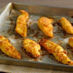 Ultimate Chicken Fingers Recipe - Make it a fun night at home with this easy family-favorite for dinner!