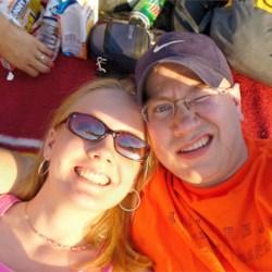 Mark and Sarah